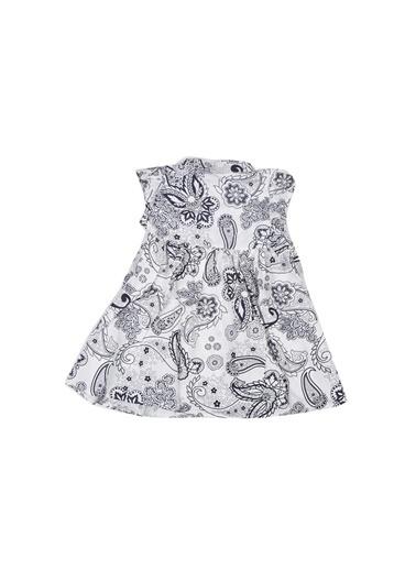 Puledro Elbise Lacivert